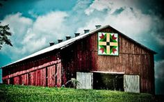Neslly: Useful Barn quilt pattern meanings
