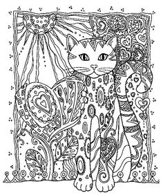 Doodle Coloring, Colouring Pages, Adult Coloring Pages, Stencils, Line Art, Hand Lettering, Art Drawings, Mental Break, Mandala