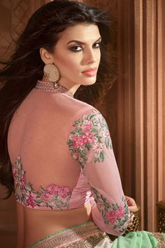 Best Rates, Worldwide Shipping on Finest Collection of #designersarees ,#partywearsarees from SareesBazaar