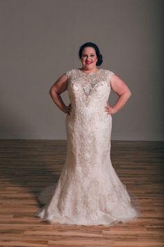 The Curvy Bride Boutique. Tulsa, OK. Casablanca C101 Mila. without train. 918-878-7595. website: thecurvybrideboutique.com