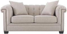 Chandler Arm Loveseat - Home Decorators $1099