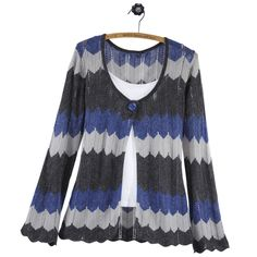 striped cardigan  $59.95  http://www.northstyle.com/itemdy00.asp?ID=1,1390&GEN1=Cardigan+Sweaters&T1=NA622+CHR+S&dispRow=519&srccode=