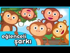 5 Küçük Maymun Yatakta Zıplamış - Sayıları Öğreten Çocuk Şarkısı - YouTube Activities For Kids, Family Guy, Children, Fictional Characters, Youtube, Picasa, Young Children, Boys, Children Activities
