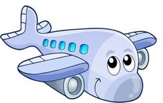 Cute aircraft PNG and Clipart Cartoon Plane, Cartoon Pics, Transportation Party, Felt Fish, Cute Clipart, Happy Paintings, Cute Images, Baby Quilts, Art For Kids