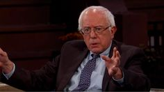 Bernie Sanders to Kimmel: 'We Need to End the War on Drugs'