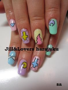 Jill harajyuku=