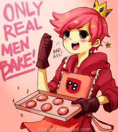 Prince Gumball (Adventure Time) OK I SAW THIS AND IT REMINDED ME OF PEETA!!!! LOL