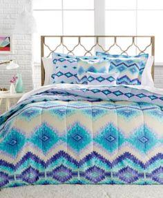 Rita 5-Piece Comforter Set - Bed in a Bag - Bed & Bath - Macy's