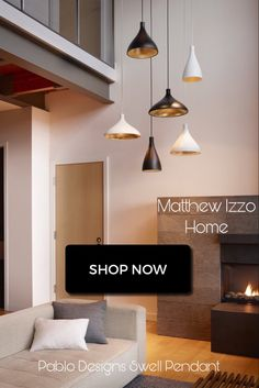 Pablo Designs Lighting products are on sale until March From chic to sleek, Matthew Izzo Home is your one-stop shop for all things home. Create a space you adore with our latest trending products and decor. Tall Side Table, Bar Height Table, Pablo Lighting, Entryway Lighting, Modern Kitchen Island, Torchiere Floor Lamp, Cafe Tables, Pendant Design, Living Spaces