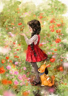 꽃의 향기는 바람이 전하고 사람의 향기는 마음이 전합니다.  멀리 있으면 그립고, 곁에 있으면 행복한 사람.  함께하면 늘 향기로운 따뜻한 사람.  그런 이들이 곁에 있어 오늘도 향기롭습니다.  The wind delivers the flowers' fragrance and the heart delivers the people's fragrance.  A person whom I miss when we're apart, and a happy person when we're together. A warm person who is fragrant whenever we're together. Because these people are with me, today is still fragrant.