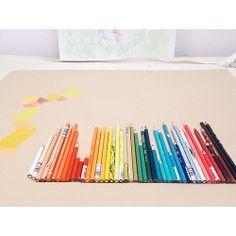 Drawing. Organizing/sharpening/procrastinating - betsy walton