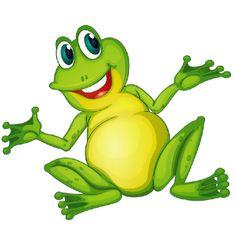 Frog Images - Cartoon Animals Homepage | Frog art | Pinterest ...