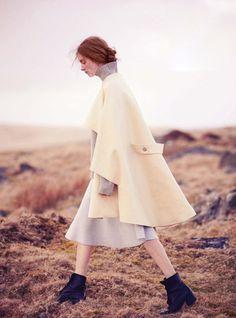 Iris Van Berne By Tom Allen For Harper's Bazaar UK | September 2013