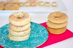 Krissy's Creations: Baked Doughnuts