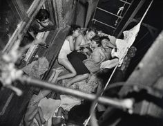 "Tim McLoughlin on Weegee: ""He once said he wanted to show that in New York millions of people lived together in a state of total loneliness."""