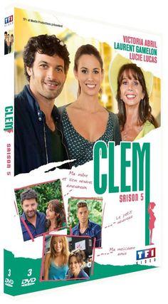 Clem - Saison 5 - DVD Lucie Lucas, Youtubers, Movies, Films, People, Movie Posters, Jaipur, Lightning, Artist