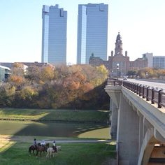 Fort Worth, TX. Downtown