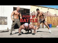EXTREME PUSH UP BATTLE with FRANK MEDRANO | MICHEAL VAZQUEZ | BIG BOY - YouTube Big Boys, Push Up, Battle, Sumo, Strength, Wrestling, Baseball Cards, Sports, Youtube