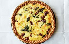 Quiche is an amazing thing and we won't hear otherwise.