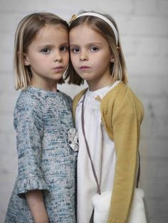 little fashion week | MilK - Le magazine de mode enfant  Find #children #portraits inspirations at #MonicaHahn Photography