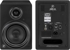 M-Audio BX8 D2 2-Way studio monitor is most demanding product because of it's great sound quality and affordable price as well.