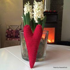 Skinny heart by BautaWitch  Free pattern