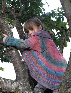 Pinwheel Sweaters for Women and Children