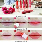 Make Up Tutorial Contouring, Lip Tutorial, Cute Makeup, Lip Makeup, Beauty Makeup, Makeup Contouring, Makeup Style, Hair Beauty, Gradient Lips
