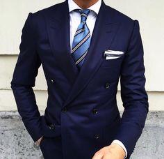 Blue suit on point ✔️ by @boris.k.a . . . . . #suit #suitup #rolex #gucci #mrporter #menswear #mensfashion #menswear #fashion #dapper #bracelets #luxury #ootdmen #wiwt #details #tailored #gents #sprezz #classy #gent #gqstyle #gq #fashionformen #menwithcla