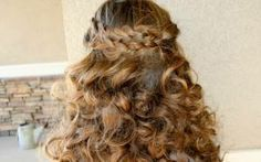 Pancake Braid | Long Hairstyles
