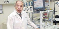 Salomón Hakim Dow...Su nombre está en la historia de la medicina mundial por haber descubierto el tipo de hidrocefalia conocida como síndrome de Hakim e ideado su tratamiento por medio de válvulas que han salvado la vida de millones de personas.