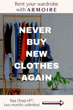 Rent an infinite closet, styled just for you. Armoire is a women's rental clothing membership that continuously styles you with curated, contemporary designs. New Outfits, Fall Outfits, Cute Outfits, Fashion Outfits, Kids Fashion, Rent Clothes, Clothes For Women, Fun Fotos, Sustainable Fashion