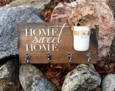Rustic home decorRustic home signFamily signFamily by DodsonDecor