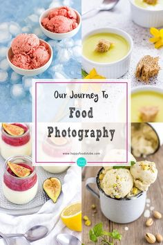 Our Journey to Food Photography