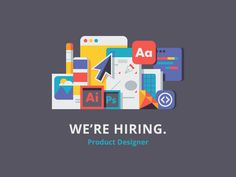 Well, it& that time again. We& looking to grow the ol& Code School team by adding a new Product Designer to the team. Come work with me and the other fine folks I get to see regularly. App Design, Print Design, Flat Design, Hiring Poster, Recruitment Ads, We Are Hiring, Jobs Hiring, Campaign Posters, Unique Wallpaper