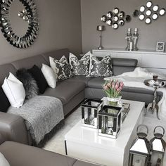Interior By Zeynep Zeynepshome O Instagram Photos And Videos Grey Living RoomsBeautiful
