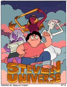 The Steven Universe pilot is online! Here is a very old promo poster I did before the pilot was even complete! I can not believe how much the show has grown and changed since this pilot; the show will look amazing, the people I am working with are amazing, wait up for the series you guys its gonna be something else!!!