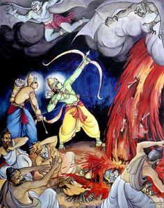 Art Of Ramayan