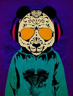 PANDA SKULL DJ » TOP UA