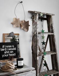 xmas time... it's time to DIY