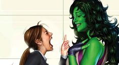 She-Hulk and Rogue Swoon in New Novels from Marvel