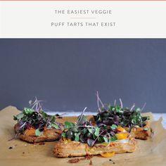 Summerfield Delight | Easy Veggie Puff Tarts