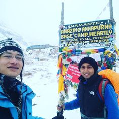 The Amazing Annapurna Base Camp  #abc #annapurna #mountain #snow #