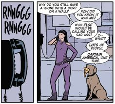 Community Post: 24 Reasons Why You Should Be Reading Matt Fraction's Hawkeye