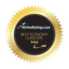 Thai Airways International wins 2015 Best Economy Class