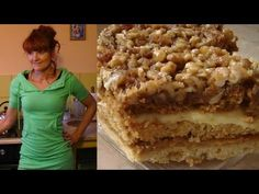 ▶ Ciasto Snickers / Snickers cake [KuchniaRenaty] - YouTube