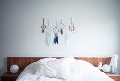 DIY dreamcatcher 3 ways