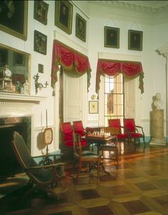 Jefferson's Parlor