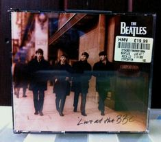 Title: The Beatles-Live at the Bbc (Live Recording, Artist: The Beatles. Pre owned : CD in good condition. Inlays in reasonable condition. Bbc Live, Live Cd, The Beatles Live, John Lennon And Yoko, A Hard Days Night, Rock News, Cd Album, Best Rock, Ebay
