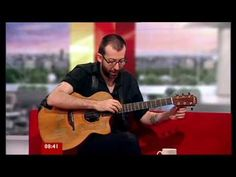 JOHN GOMM   Interview on the BBC Breakfast Show